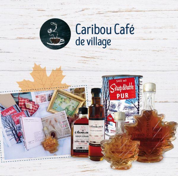 Caribou Café de Village