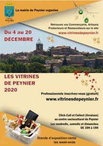 Vitrines de Peynier 2020