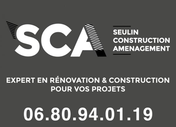 SCA construction - artisan Vitrines de Peynier