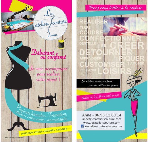 Les ateliers couture d'Anne - Vitrines de Peynier annuaire commerce